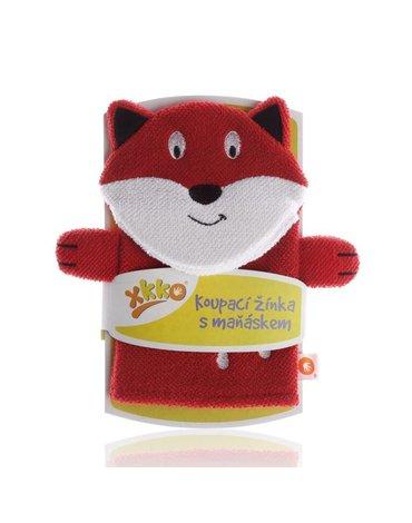 XKKO Pacynka kąpielowa (BA) - Fox