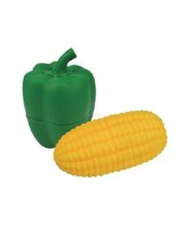 K's Kids - Klocki Popboblocs - warzywa - kukurydza i papryka