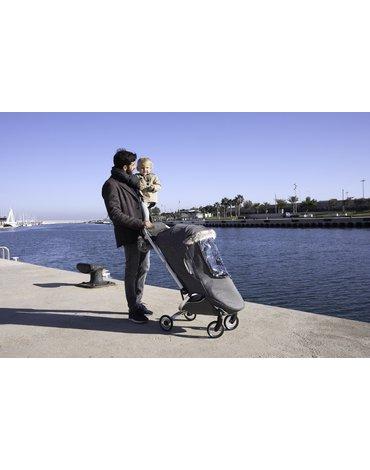 Mima Zigi - Bo - Ovi - Akcesoria zimowe do wózka mima Zigi - Charcoal