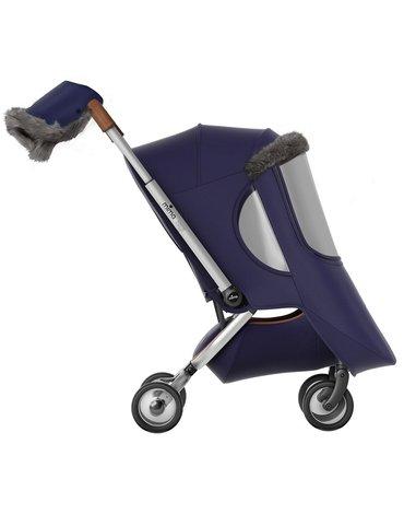 Mima Zigi - Bo - Ovi - Akcesoria zimowe do wózka mima Zigi - Midnight Blue