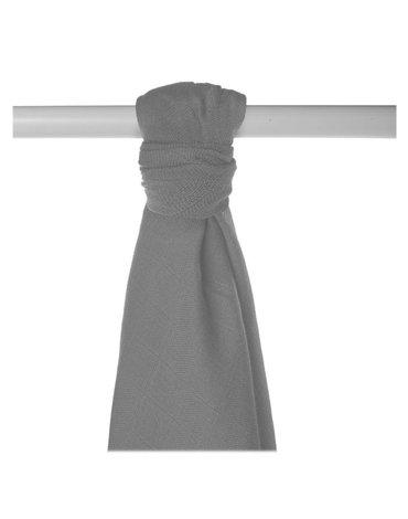 Ręcznik bambusowy XKKO BMB 90x100 - Silver