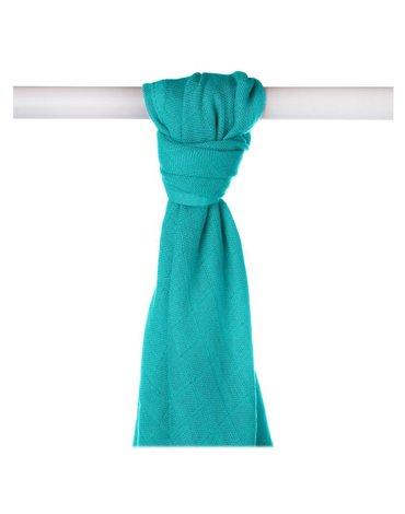 Ręcznik bambusowy XKKO BMB 90x100 - Turquoise