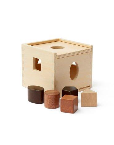 Kids Concept NEO Sorter Drewniany Kształty