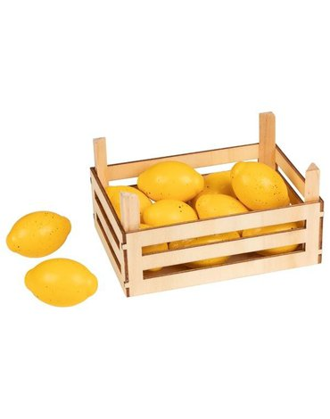 Goki - Cytryny w skrzynce