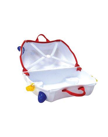 Trunki - Jeżdżąca walizeczka - Ambulans Abbie