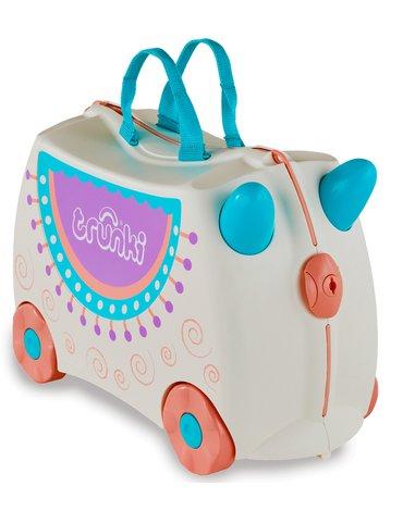 Trunki - Jeżdżąca walizeczka - Lama Lola