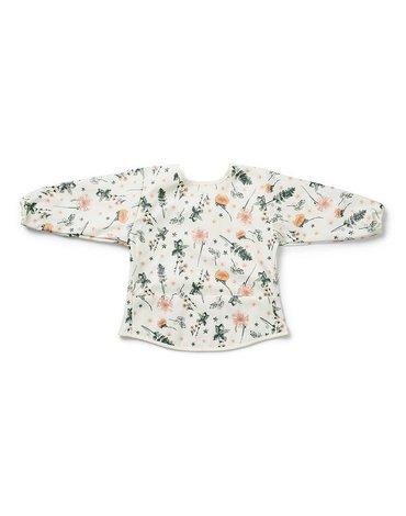 Elodie Details - Śliniak z długim rękawem - Meadow Blossom