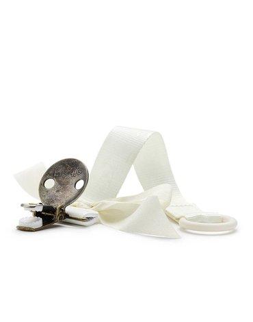 Elodie Details - Zawieszka do smoczka - Vanilla White