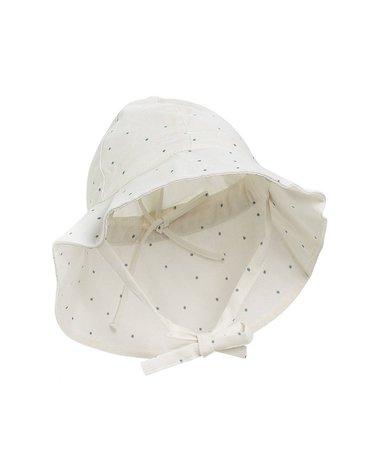 Elodie Details - Kapelusz przeciwsłoneczny - Tender Blue Dew 6-12 m-cy