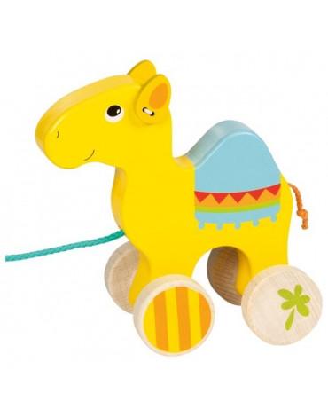 Goki - Wielbłąd Wiesław do ciągnięcia na sznurku