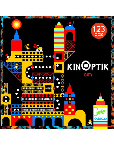 Djeco - Kinoptik MIASTO DJ05610