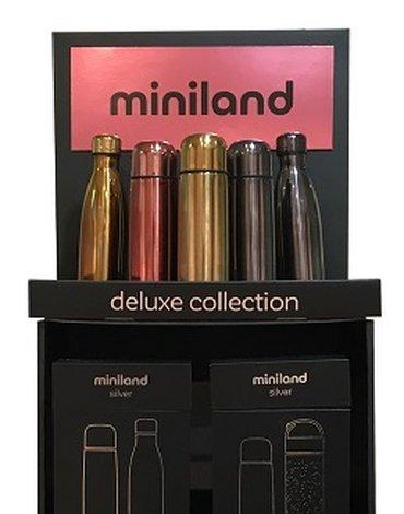 Stojak Miniland na termosy Deluxe-24 szt produktów (4 szt x 6 indeks.)