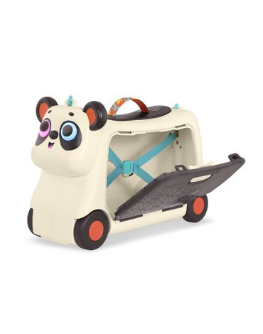B.Toys  - Gogo Ride-On – PANDA – jeździk-walizka- Land of B.
