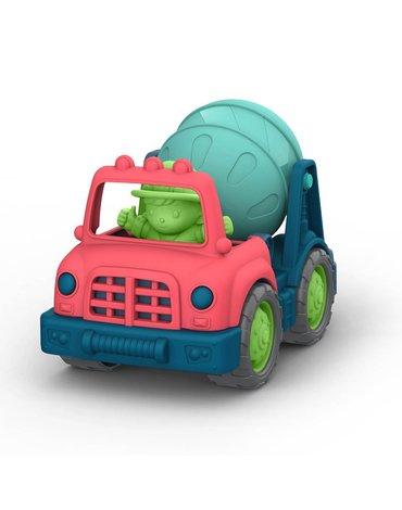 B.Toys  - MAŁA BETONIARKA z KIEROWCĄ Wonder Wheels