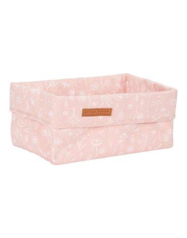 Little Dutch Pojemnik na akcesoria Wild Flowers Pink TE30521050