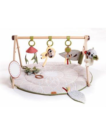 Tiny Love Boho - Gimnastyka dla bobasa z drewnianym stojakiem - Boho Chic