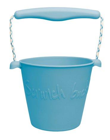 Funkit world - Składane wiaderko do wody i piasku Scrunch Bucket - Petrol