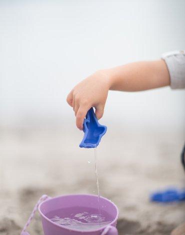 Funkit world - Składane wiaderko do wody i piasku Scrunch Bucket - Miętowy