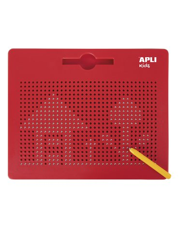 Duża magnetyczna tablica Apli Kids