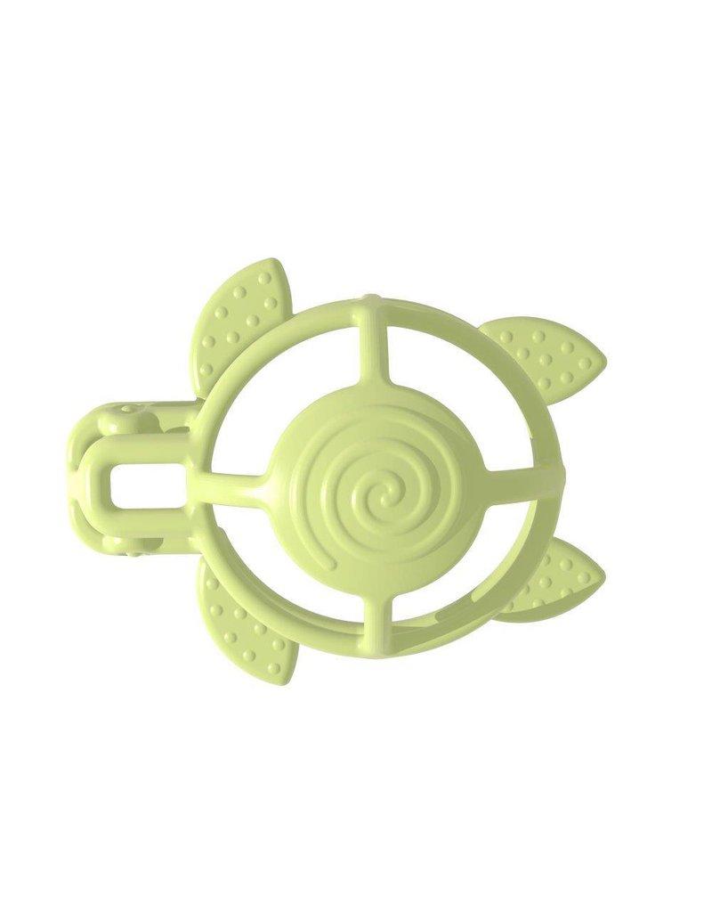 Bo Jungle - B-Gryzak silikonowy żółwik
