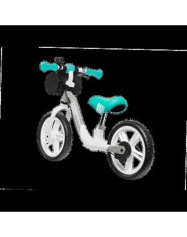 Rowerek biegowy Lionelo LOE-ARIE GRAPHITE/turkus