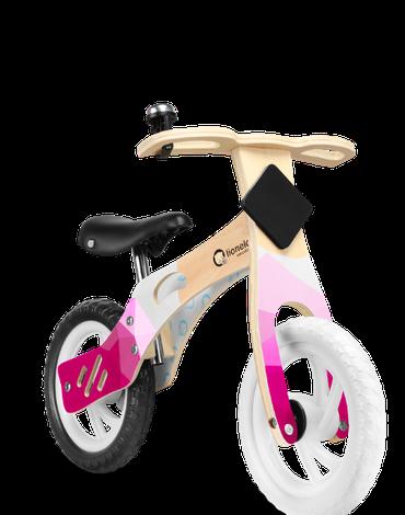Rowerek biegowy Lionelo LOE-WILLY BUBBLEGUM LOE-WILLY BUBBLEGUM