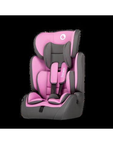 Lionelo Fotelik samochodowy Levi Simple Candy Pink