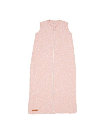 Little Dutch Lekki śpiworek bawełniany Wild Flowers Pink 90 cm TE11421050