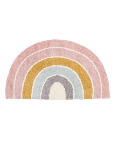 Little Dutch Dywan Rainbow Pink 80x130cm RU10310350