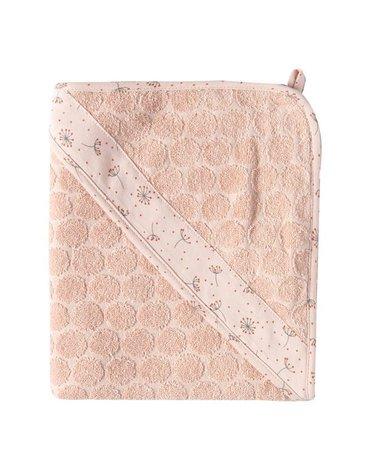 Bebe-Jou - bébé-jou Ręcznik z kapturkiem Wish Pink 3010060