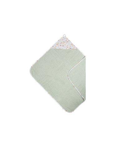 Bebe-Jou - bébé-jou Ręcznik z kapturkiem Rainbow Sky 301003