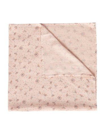 Bebe-Jou - bébé-jou Otulacze bambusowo-muślinowe 70 x 70 cm (3 szt.) Wish Pink 3051060