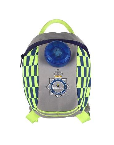 Plecaczek LittleLife - Wóz policyjny