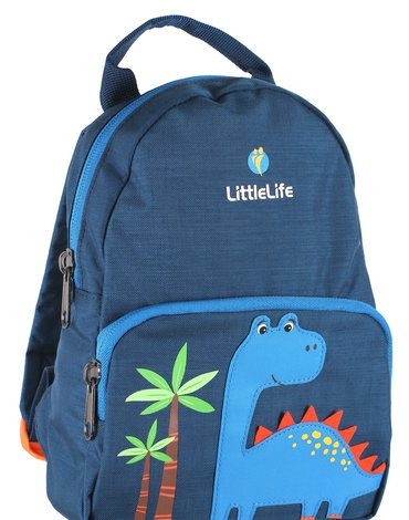 Plecaczek LittleLife Friendly Faces - Dinozaur