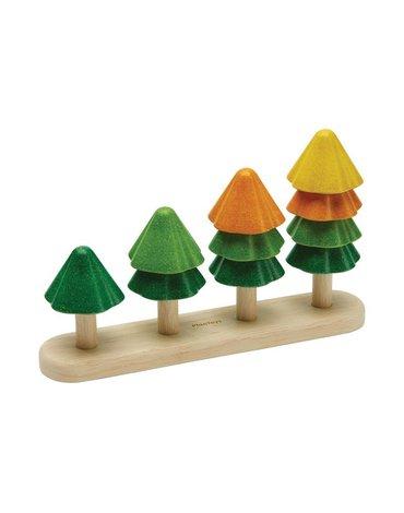 Plan Toys - Sortuj i policz drzewka