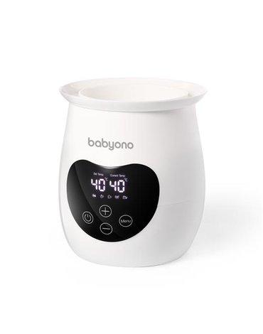 BABYONO - 968 Elektroniczny podgrzewacz pokarmu i sterylizator HONEY NATURAL NURSING