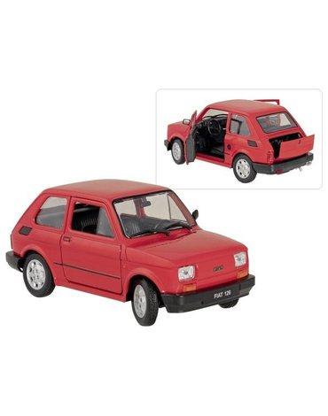 Goki - Metalowy model Fiat 126p