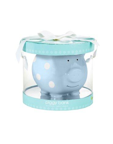 Pearhead Skarbonka dla Dziecka Świnka Blue