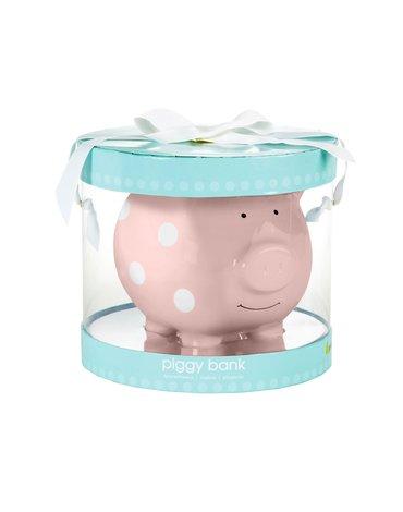 Pearhead Skarbonka dla Dziecka Świnka Pink