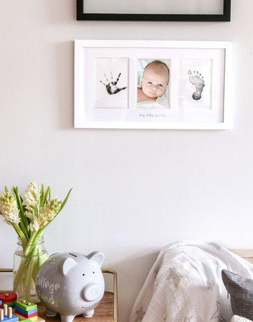 Pearhead Ramka z Odciskiem My Little Print