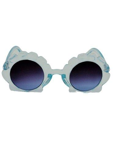Okulary przeciwsłoneczne Elle Porte Shelly - Blue 3-10 lat