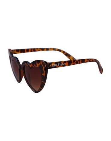 Okulary przeciwsłoneczne Elle Porte Classic - Heart 3-12 lat