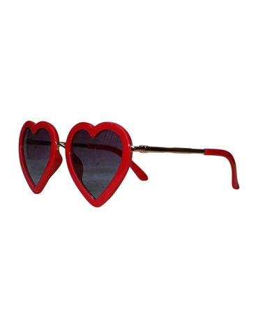Okulary przeciwsłoneczne Elle Porte Classic - Love Heart 3-12 lat