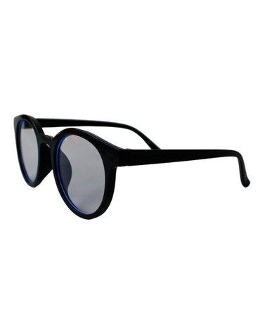 Okulary przeciwsłoneczne Elle Porte Blue Light - Black 3-12 lat