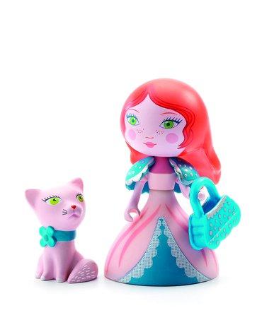 Djeco - Figurki ksiniczki ROSA & CAT DJ06777