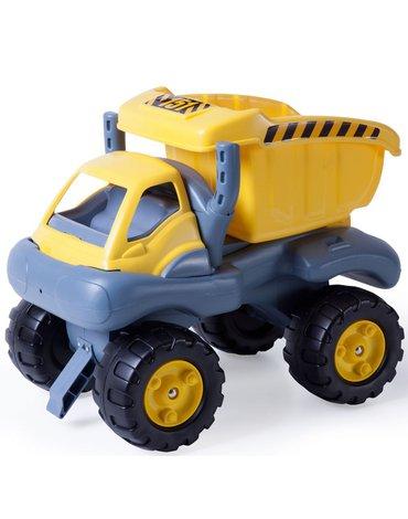 Miniland - zabawki edukacyjne - Koparka MONSTER TRUCK