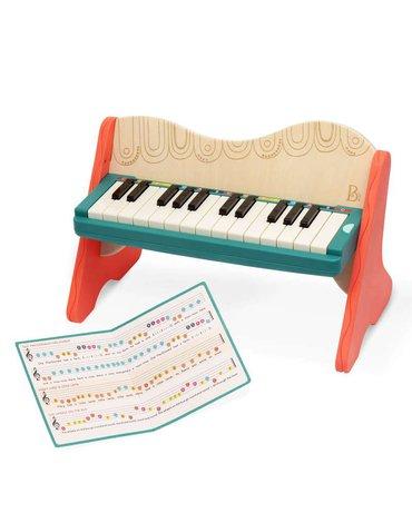 B.Toys  - Mini Maestro – drewniane pianino