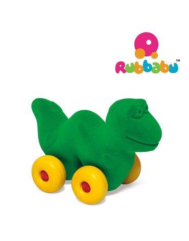 Rubbabu Dinozaur pojazd sensoryczny zielony