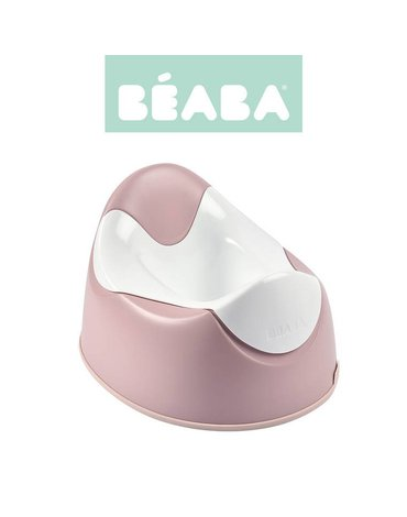 Beaba Nocnik z wyjmowanym wkładem Old Pink