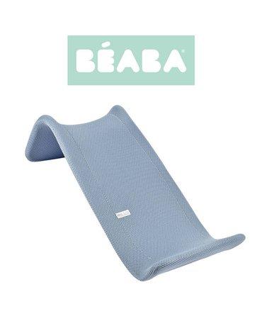 Beaba Leżaczek – wkładka do kąpieli dla niemowląt Parma Grey